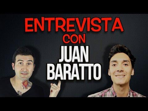 Clases de batería - Entrevista a Juan Baratto