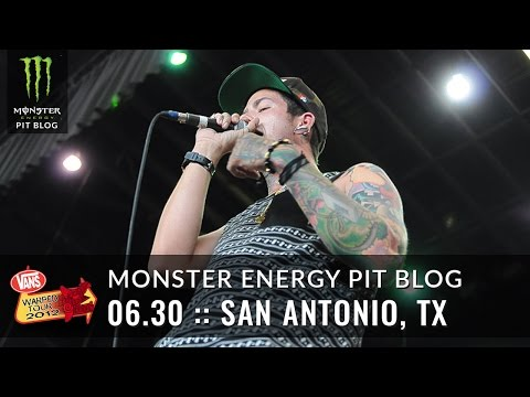 2012 Pit Blog Update: Day 11 San Antonio
