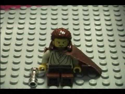 Lego Star Wars: Lightsaber Duels--The Phantom Menace