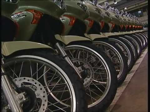 Honda Italy, Atessa Motorcycle Production