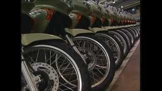 Honda Italy: Atessa Motorcycle Production