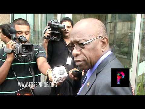 Hon. Jack Warner Believes In Receptive Governance For Equal Rights