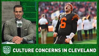 Cleveland Browns still have a culture PROBLEM I Pick Six Podcast