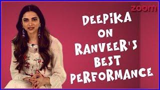 download lagu Deepika Padukone On Ranveer Singh's Best Performance  Star gratis