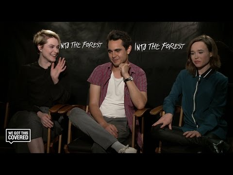 Exclusive Interview: Evan Rachel Wood, Ellen Page and Max Minghella Talk Into The Forest