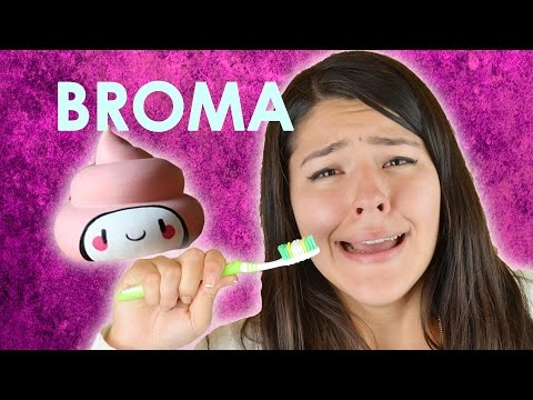 BROMA: MI CEPILLO TIENE POPO | VIDEOS DE RISA | LOS POLINESIOS