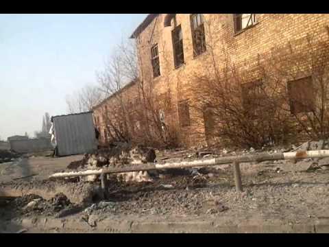Ужас в Киеве , не далеко от метро Лесная .