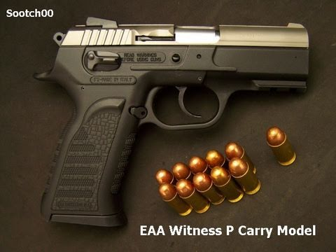 EAA Witness Polymer Carry  Pistol