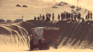 Loprais Team - Dakar 2015 - stage 4