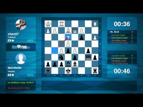 Chess Game Analysis: chan87 - lacretelle : 0-1 (By ChessFriends.com)
