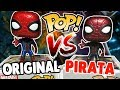 FUNKO POP Original vs Pirata ¡Así se identifican!