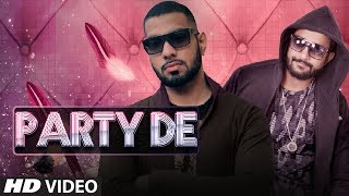 """PARTY DE"" Latest Pop Song | Nambardar | Feat. David"
