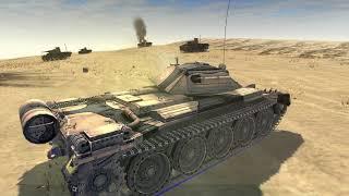 В тылу Врага + Call Of Duty 2! Супер Мод!