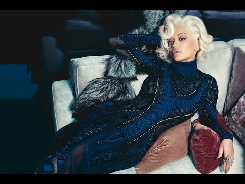 Rita Ora the new face of the Roberto Cavalli Autumn/Winter 2014-2015 Advertising Campaign
