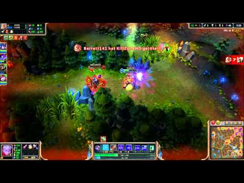 Leauge of Legends Gameplay #005