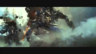Transformers Forest Scene The Score Arrival To Earth
