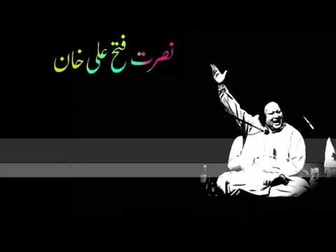 Nusrat Fateh Ali Khan - Na To Butkade Ki Talab video