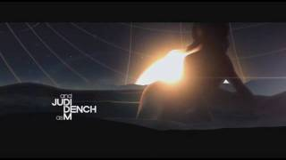HD James Bond Quantum of Solace Intro / Motion Graphics FX Score HD