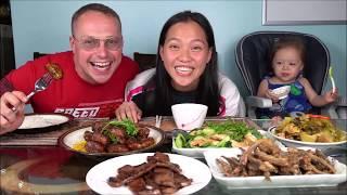 Vlog 683 ll 1 Bàn Toàn Những Món Ăn Tối Đậm Chất Việt Nam Trên Đất Mỹ