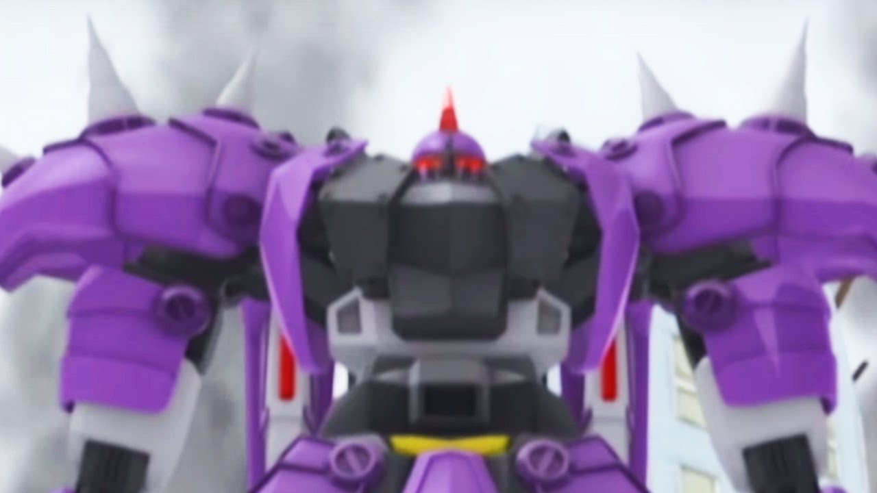 Тоботы новые серии - 8 Серия 2 сезон - мультики про роботов трансформеров [HD]
