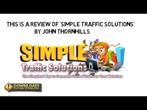 Simple Traffic Solutions by John Thornhills