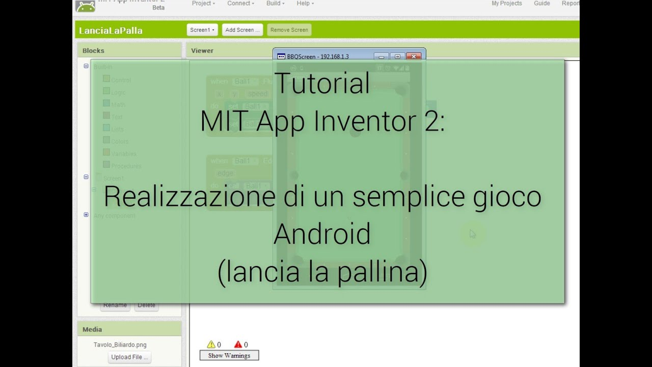 how to make a countdown in mit app inventor