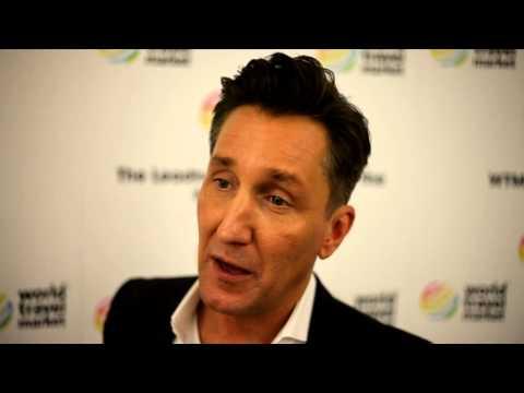 Justin Purves, regional director of marketing (Europe), Banyan Tree Hotels & Resorts