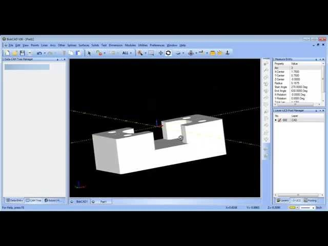V26 Working With STL Files for 2D Machining