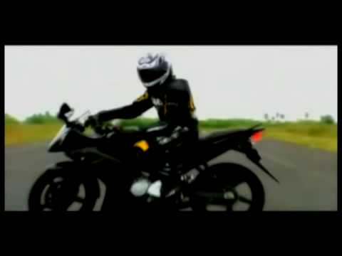 Yamaha YZF R15 Model - 2008 on TV Video