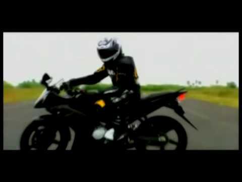 Yamaha YZF R15 Model - 2008 on TV Video