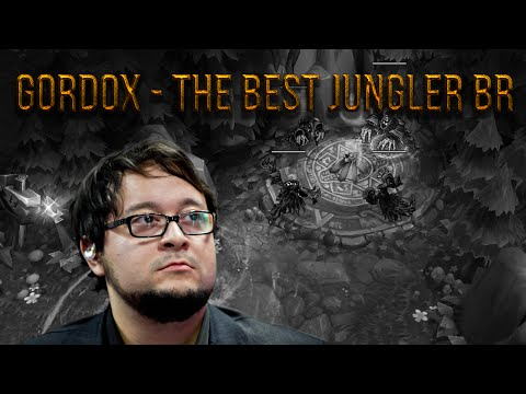 gORDOx - The best jungler BR