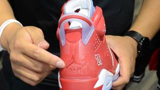 "Shoe Facts: Air Jordan 6 ""Slam Dunk"""