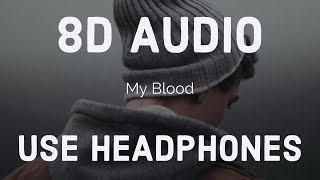Twenty One Pilots - My Blood Video [8D AUDIO]