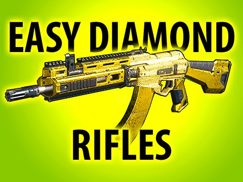 HOW TO GET EASY DIAMOND CAMO BLACK OPS 3 ASSAULT RIFLES @ItsMikeyGaming