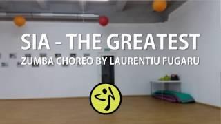 download lagu Sia - The Greatest Zumba Choreography gratis