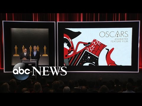 Oscars Nominations 2015: See Who Was Nominated for Best Song, Animated Feature and More