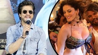 Shahrukh Khan On Sunny Leone's 'Laila O Laila' Item Song In Raees