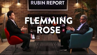 Flemming Rose and Dave Rubin: Muhammad Cartoons, Islamism in Europe, Charlie Hebdo (Full Interview)