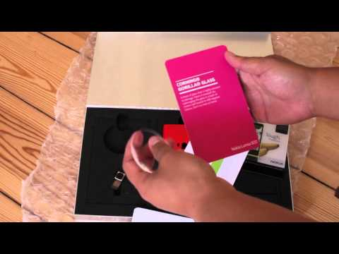 Teaser! Nokia Lumia 920 Unboxing