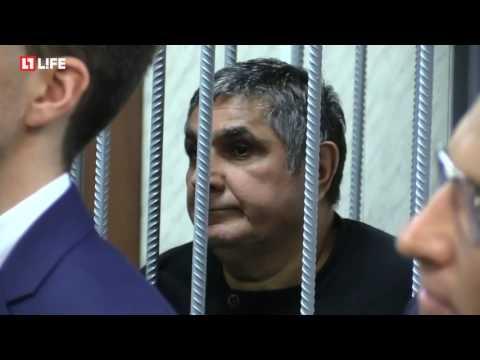 Рассмотрение ходатайства следствия о продлении срока ареста Захарию Калашову