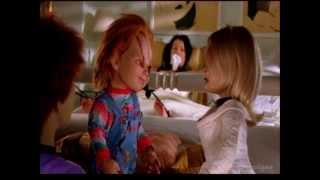 SEED OF CHUCKY COME TO PAPA SCENE HD