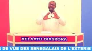 Xelaatu Diaspora #1