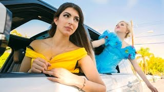 Disney Princess Carpool Ride