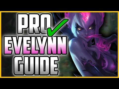 How to Play Evelynn Like a Pro in 14 Minutes - Evelynn Guide - League of Legends