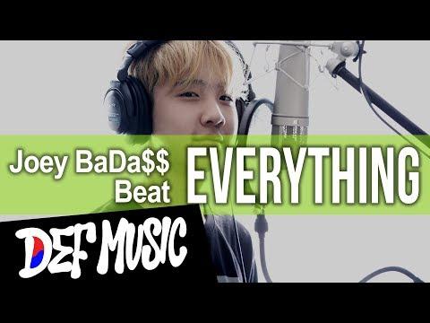 [데프실용음악학원 No.1] 김재하 수강생 자작랩 Everything (Joey BaDa$$ Beat) / No.1 랩학원 Rap class 취미 오디션 전문