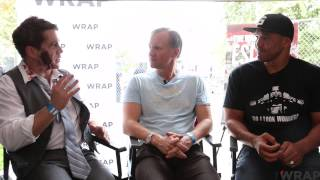 'Banshee' Stars Ulrich Thomsen and Geno Segers