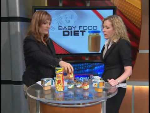 Baby food diet good or bad idea youtube