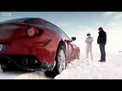 Ferrari FF Vs. Bentley Continental V8 - Top Gear - BBC