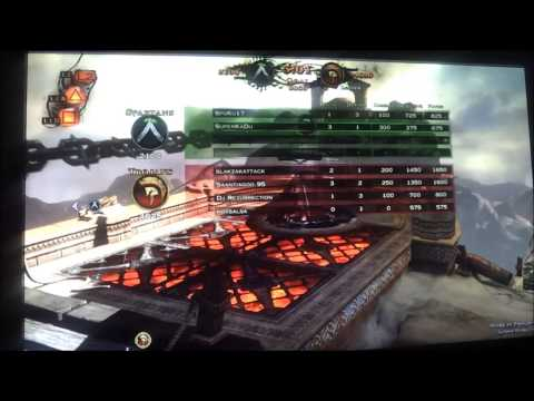 God of War Ascension - testando a Demo Multiplayer