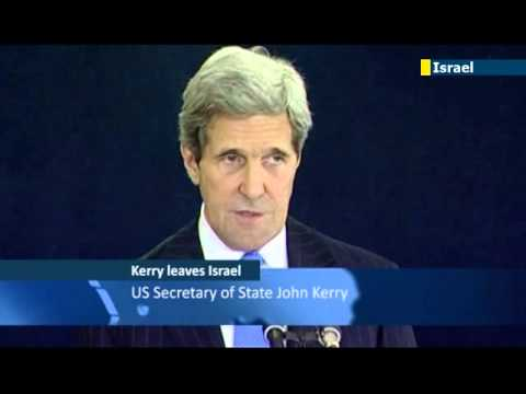 John Kerry wraps up Middle East tour